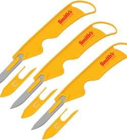 Smiths Field Skinning Knives